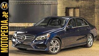Mercedes Benz E300 2015 Review - Motopedia