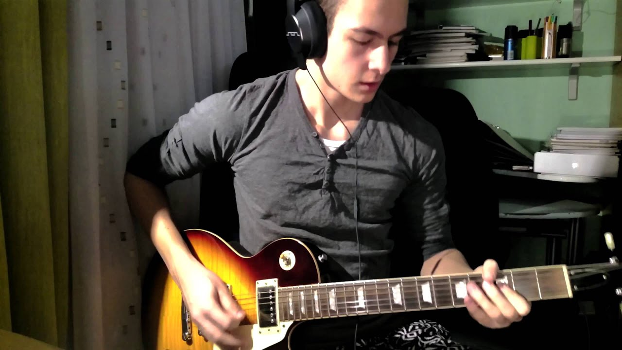 OMFG - Hello (guitar cover)