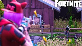 Your Aim Isn't Good Enough For This Game Mode.. LLAMA ROUNDUP (Fortnite Creative) *Code in Comments*