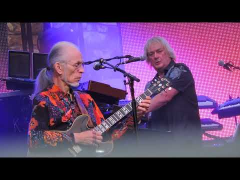 Yes Close To The Edge Live 2018 on Yes At 50 Tour