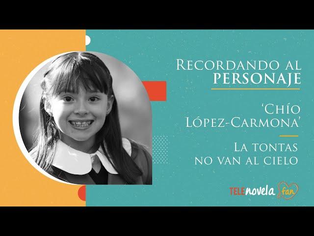 Entrevista a Mariana Lodoza sobre su personaje en