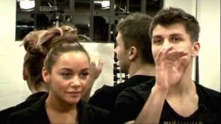 Pasha Kovalev & Chelsee Healey - Interview & Paso Doble Training Update