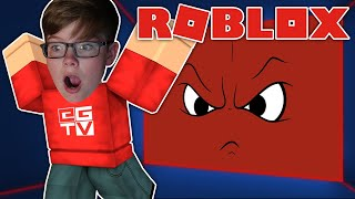 CRUSHED BY A SPEEDING WALL? | Roblox