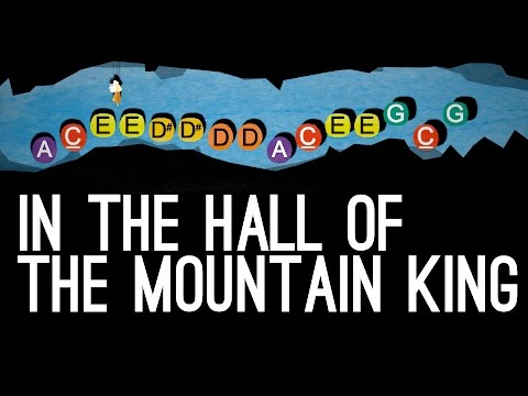 In the Hall of the Mountain King - Boomwhackers