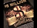 OHIO LOTTERY $5 MILLION SHOWCASE!!!!!!! $20 TICKET!!!!!!!