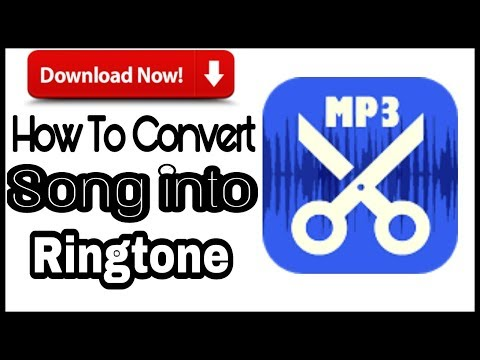 How to Cut a song into ringtone