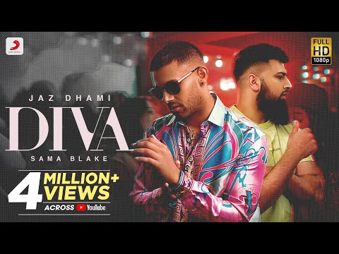 Diva Lyrics | Jaz Dhami, Sama Blake Mp3 Song Download