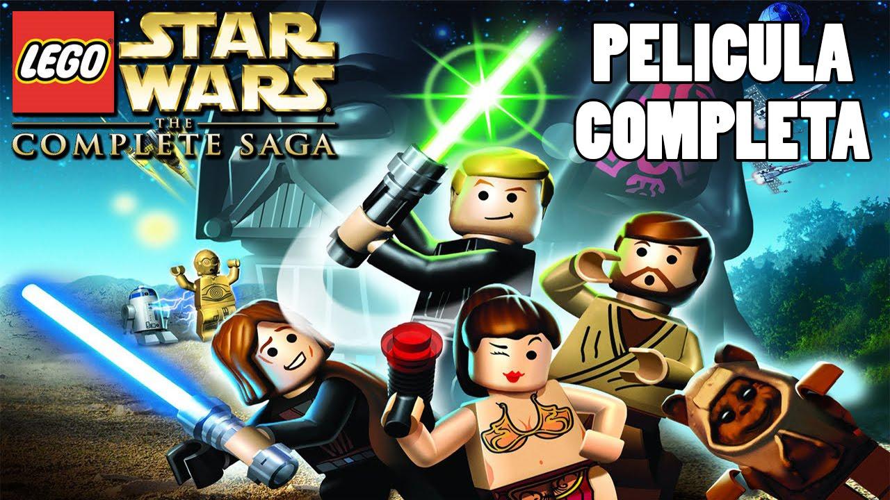 Lego star wars la saga completa pel cula completa en espa ol full movie youtube - Croiseur interstellaire star wars lego ...