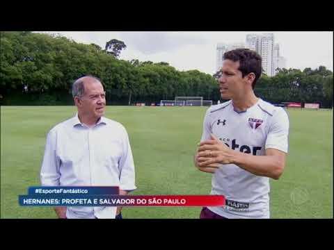Hernanes fala sobre