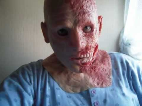 """My LSFX """"Harvey Two-Face""""\ """"Mr. Double Face"""" silicone mask - YouTube"""