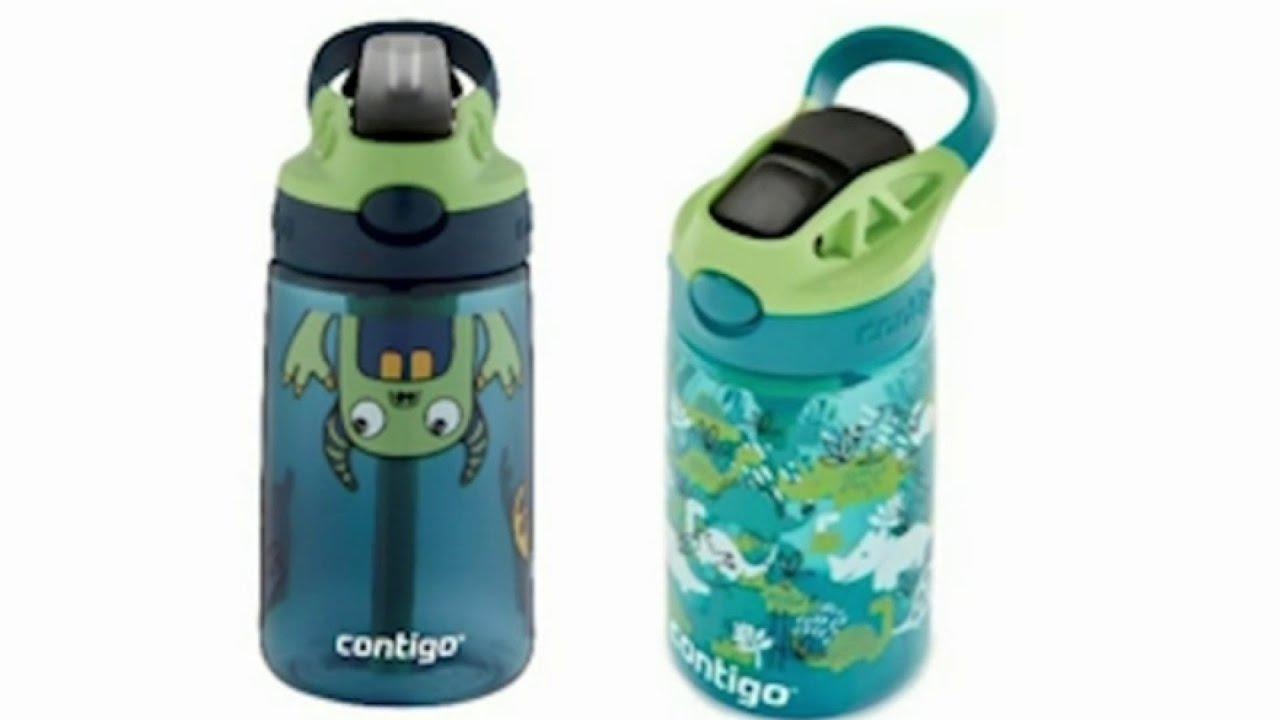 Contigo Recalls Lids Provided After Previous Recall on Kids' Water ...