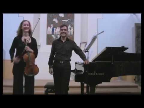 Pablo Aguirre: Liberación - tango contemporáneo para viola y piano