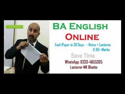 q answers on saying please modern essays ba english urdu pu uos  q answers on saying please modern essays ba english urdu pu uos iub gujjrat mk bhutta