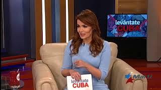 Levántate Cuba, Segmento sobre Ernesto Lecuona  (Parte 2, 6 agosto)