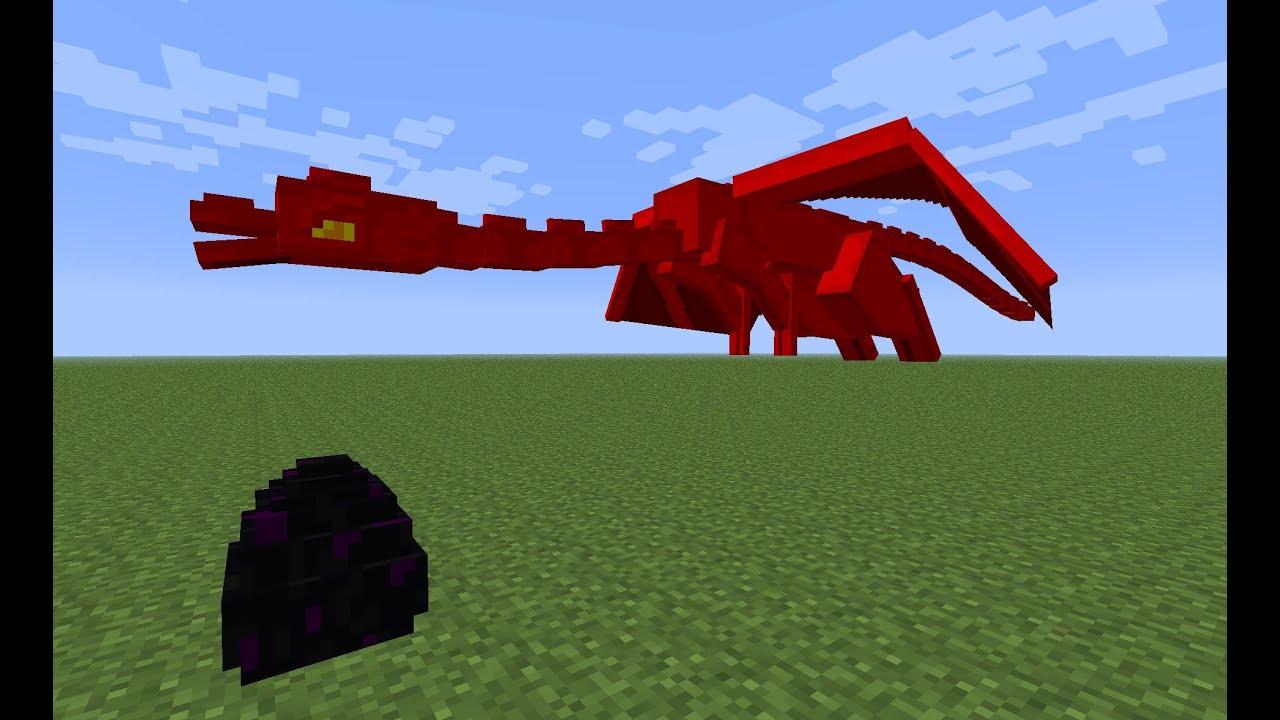 Minecraft 2.0: Red Dragons & Fully Automatic Diamondfarm! (April ...