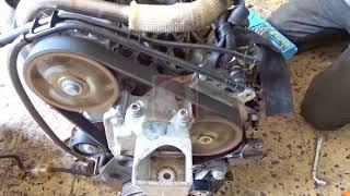 صوت محرك السيارة خشن او مرتفع - اليك الحل -  bruit moteur diesel élevé - voici la solution