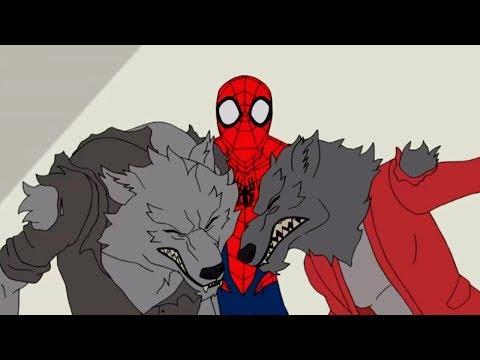 Marvel | Человек паук 2017 | сезон 1 серия 12 – Луна на Хэллоуин