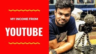 My YouTube Income | How much money I make from YouTube | Q & A