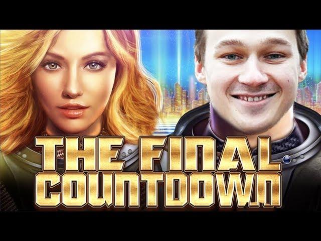 Epic Win on The Final Countdown - Danger HV 2 Slot