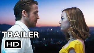 La La Land Official Trailer #1 (2016) Emma Stone, Ryan Gosling Musical Movie HD