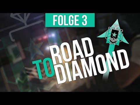 Was geht hier denn ab?! - Road to Diamond #3 - Rainbow Six Siege