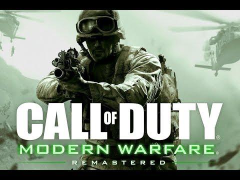 Call of Duty: Modern Warfare - Father Vs Son [Playstation 4]