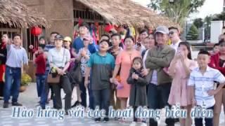 Phiên chợ ngày xuân Asia park