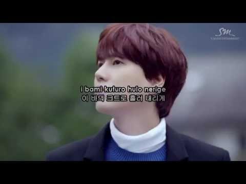 Kyuhyun (규현) - A Million Pieces (밀리언조각) Karaoke