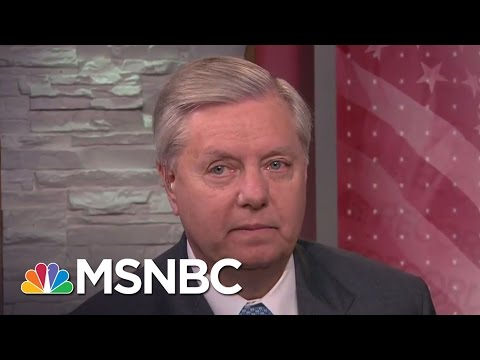 Lindsey Graham On Devin Nunes Controversy: 'It's A Mess' | For The Record | MSNBC