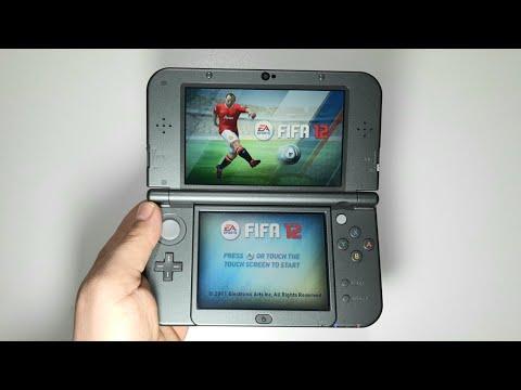 FIFA 12 Nintendo 3DS XL