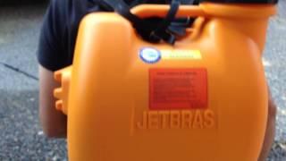 Pulverizador Eletrostático Barra Longa Jetbras