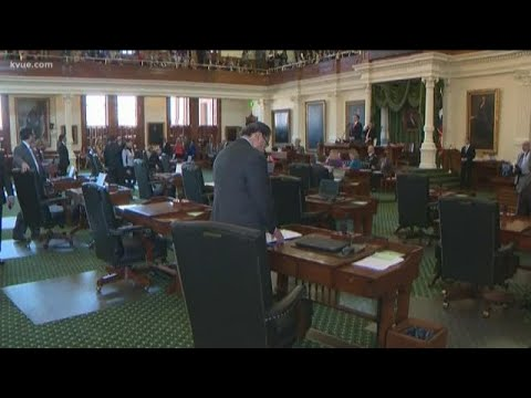 First day of Texas Legislative Session takes place in Austin