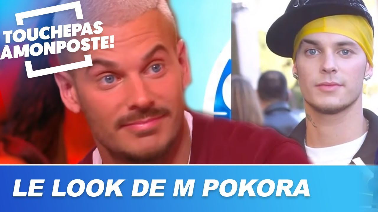 Cyril Hanouna clashe M. Pokora sur son ancien look !