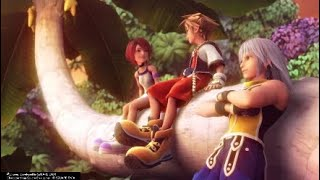 Kingdom Hearts 2.5 HD Final Mix - Waking Up in a Strange Town! - Part 1