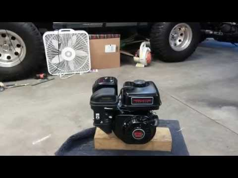 Predator engine 212cc / 6.5hp sold from Harbor Freight