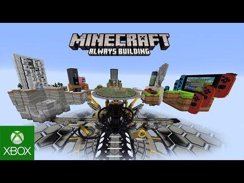 Minecraft Better Together Update: Togetherness Machine