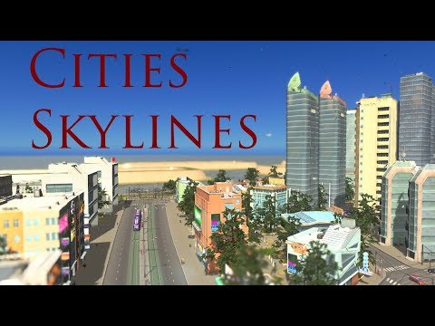 Cities Skylines - Alpine Village Ep4 - Rearranging the City