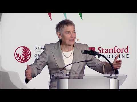 Jennifer Leaning, Harvard University - Women Leaders in Global Health at Stanford | #WLGH17