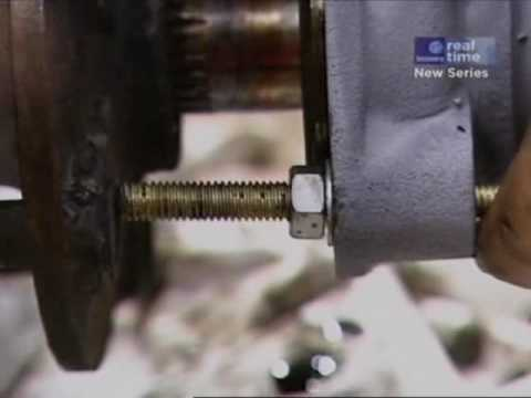 Rear Axle Bearing Removal