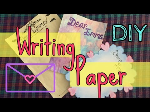WRITING PAPER With Paul Rodriguez from YouTube · Duration:  3 minutes 18 seconds