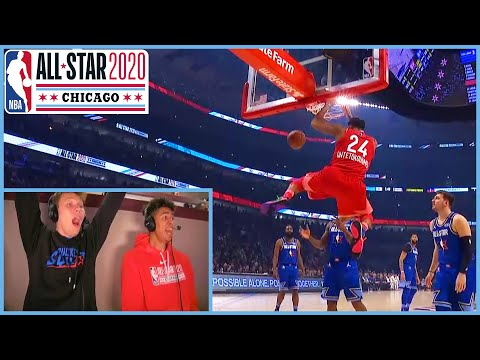 NBA All-Star Game Highlights w/ 2Hypes Kris London & Jesser