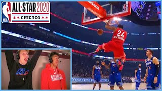 NBA All-Star Game Highlights w/ 2Hype's Kris London & Jesser