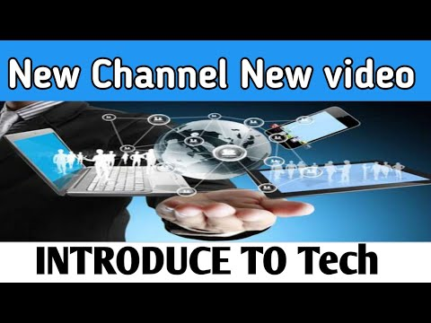 My New Channel Maloy Techno | All About Computer And Tech