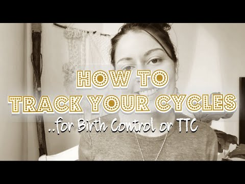 How to Use The Fertility Awareness Method (FAM) to Cycle Track + Chart