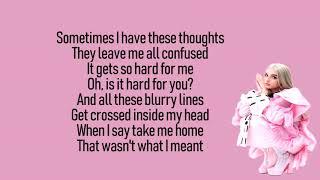 Poppy - Am I A Girl? (Lyrics | Lyric Video)