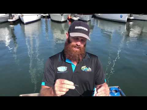Fishing Tips On Catching Mulloway/ Jewfish/ Chrome Ghost In The Hunter River Using Live Bait.