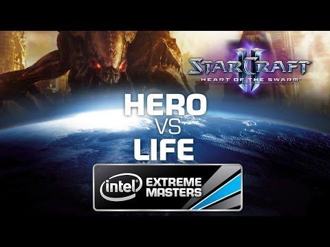 HerO vs. Life - Quarterfinal - IEM New York - StarCraft 2