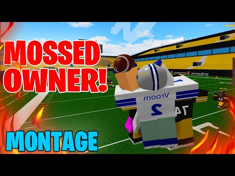 I MOSSED THE OWNER! (Football Fusion Montage)
