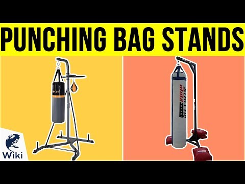 10 Best Punching Bag Stands 2019