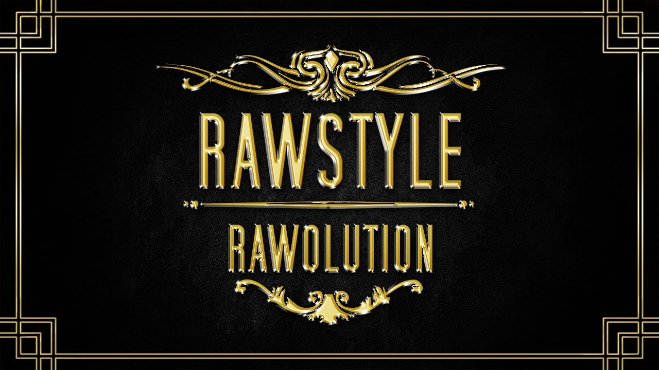 RAWOLUTION #27 ➤ Rawstyle Mix 2017
